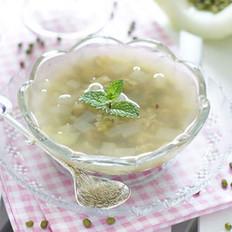 蜂蜜绿豆冬瓜饮的做法