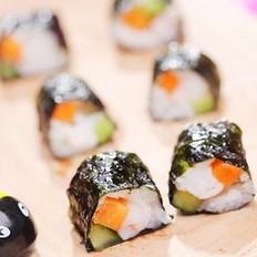 家常小寿司的做法