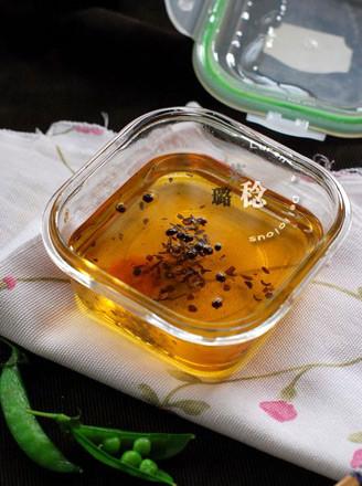 自制凉拌调味油的做法