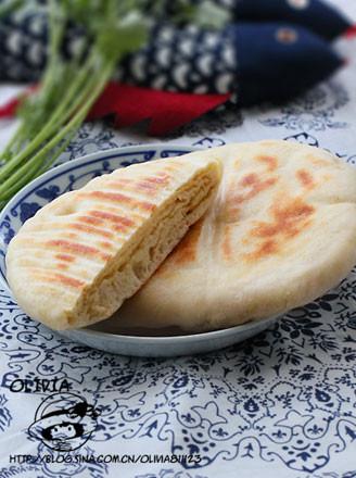 发面椒盐饼