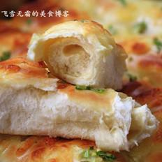 奶酪蔥花排包的做法