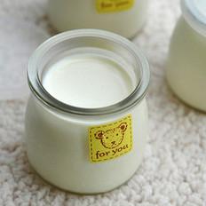 低糖酸奶的做法