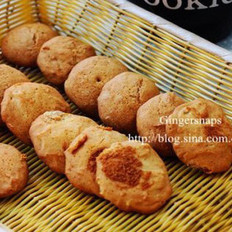姜核桃饼干