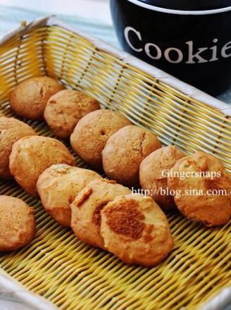 姜核桃饼干的做法