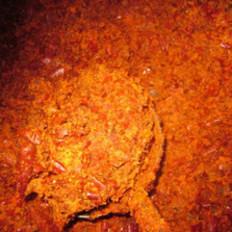 炒制重庆老火锅底料的方法的做法