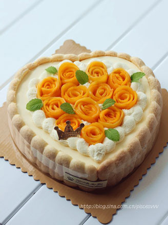 乳酪慕斯蛋糕