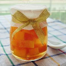 水晶芒果果冻
