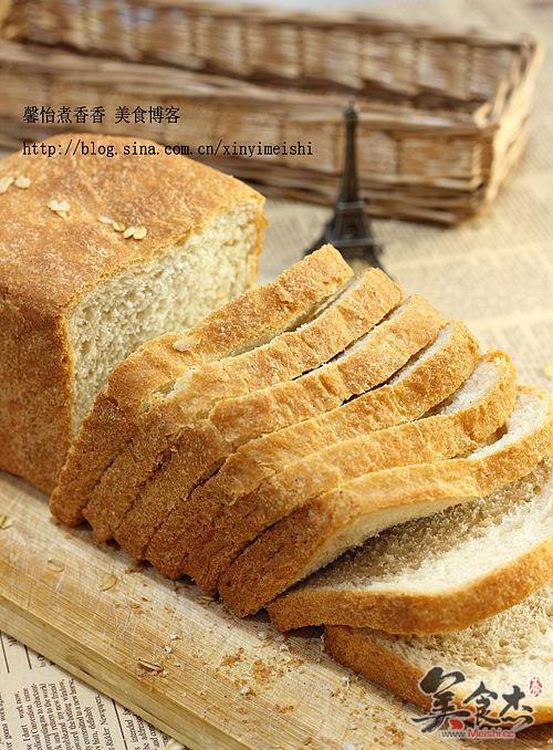 低脂全麦面包的做法_家常低脂全麦面包的做法【图】