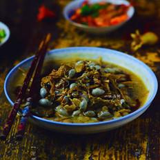 泥螺梅干菜