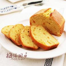 奶香玉米蛋糕