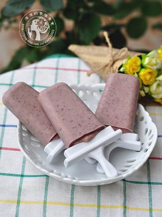 红豆酸奶雪糕