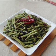 榄菜煸豇豆