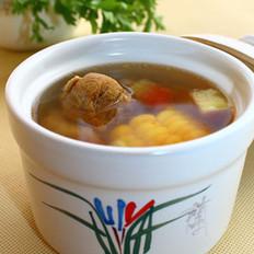 西瓜皮玉米老鸭汤