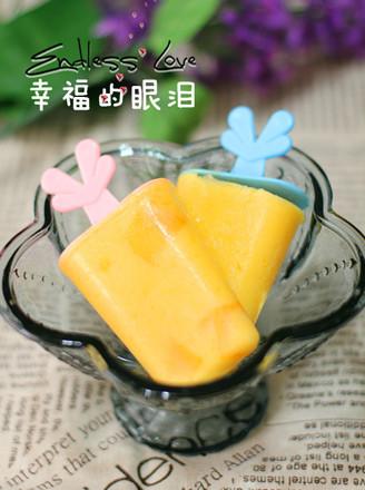 芒果酸奶沙冰