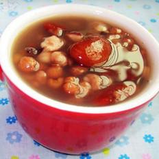 薏米花豆粥