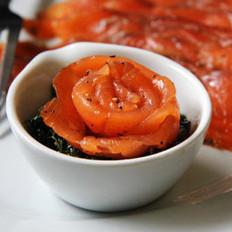 腌渍三文鱼