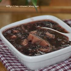 香芋紫米粥
