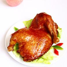 梅香果味烤鸭