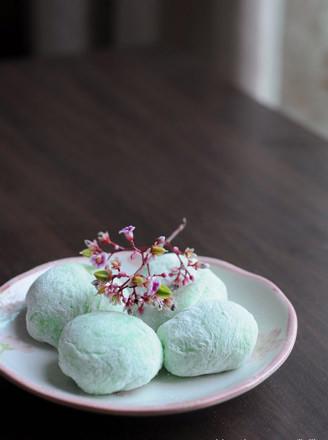 香兰冰皮榴莲的做法