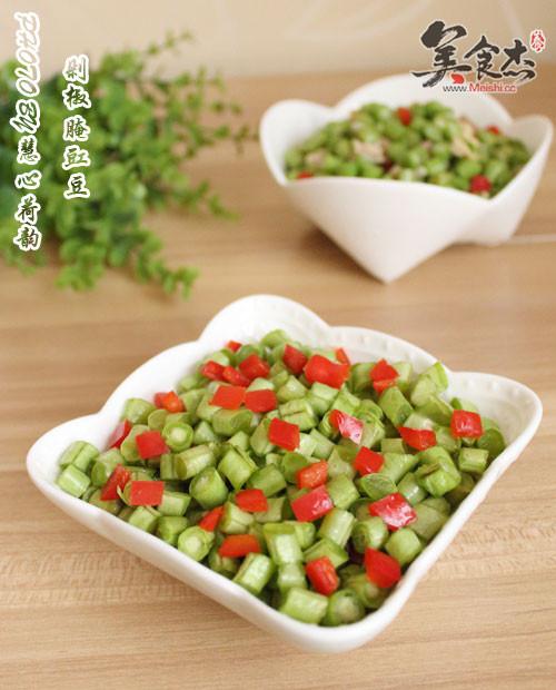 剁椒腌豇豆的做法 家常剁椒腌豇豆的做法【图