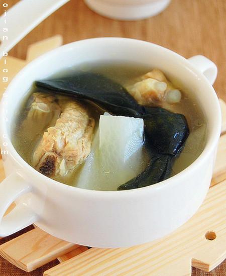秋季v做法n种排骨汤做法大聚排骨炖鲜秋葵图片