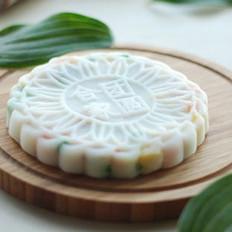 八宝咸味月饼