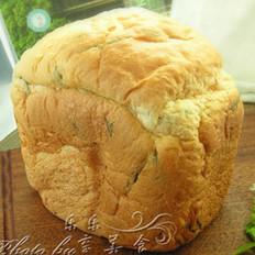 鲜罗勒奶酪面包
