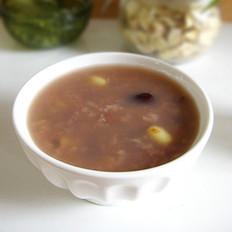 红枣红豆莲子粥