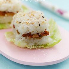 米饭砂糖方糕