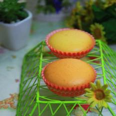 蛋黄海绵蛋糕