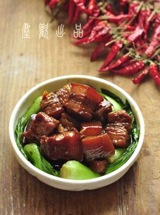 冻豆腐红烧肉的做法