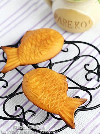 鲷鱼烧的做法