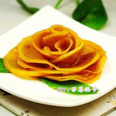 酱油萝卜花