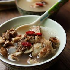 蘿卜煲豬骨湯