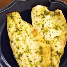 香蒜酱鲈鱼片