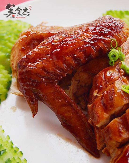 豉油鸡的做法【步骤图】_菜谱_美食杰