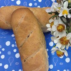 胚芽坚果面包