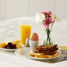 8款瘦身美容的西式早餐