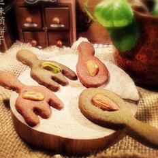 纯素三味萌饼干