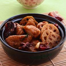 香辣干锅鸡