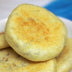 玉米渣凤梨饼