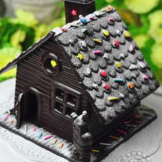 巧克力圣诞屋