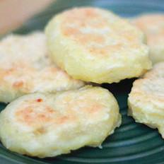 玉米渣小煎饼