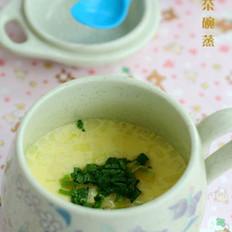 鲜虾茶碗蒸