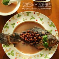 赤小豆鲫鱼汤