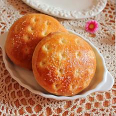 粗砂糖奶油面包