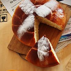 希腊新年柠香大包