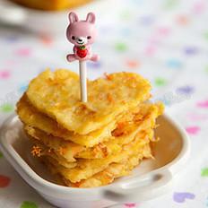 玉米小蛋饼