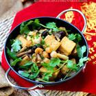 什锦豆腐煲