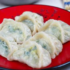 肉三鲜蒸饺